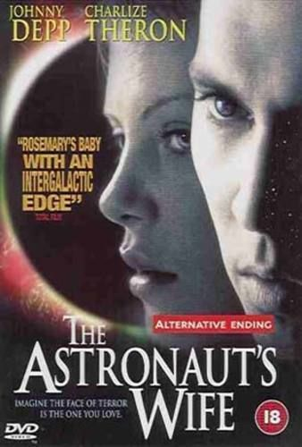 THE ASTRONAUT S WIFE DVD 2000 Alternate Ending NEW N SEALED