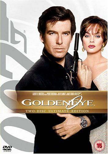 007 Goldeneye (DVD, 2008, 2-Disc Set)  new n sealed