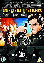 007 JAMES BOND LIVING DAYLIGHTS (DVD 2007)  NEW N SEALED