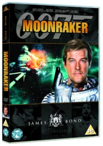 007 Moonraker [DVD1979]  NEW N SEALED
