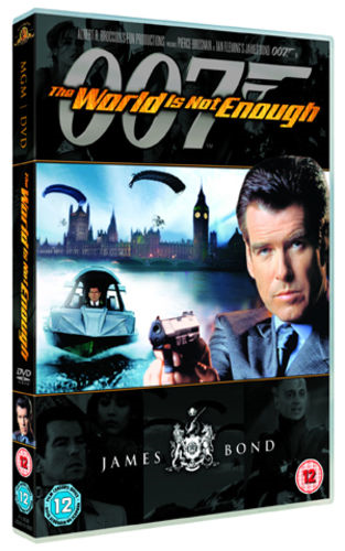 007 The World Is Not Enough DVD (2007) USED