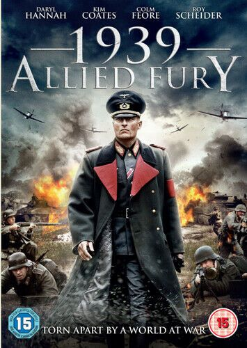 1939 - ALLIED FURY 2007 (DVD 2017) (NEW AND SEALED)