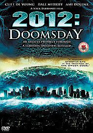 2012, DOOMSDAY DVD 2009 (USED)