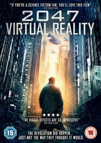 2047 - Virtual Reality 2016 [DVD 2017] NEW N SEALED