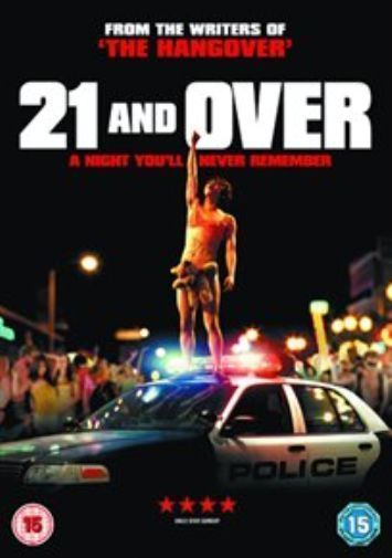 21 And Over (DVD 2013) NEW N SEALED