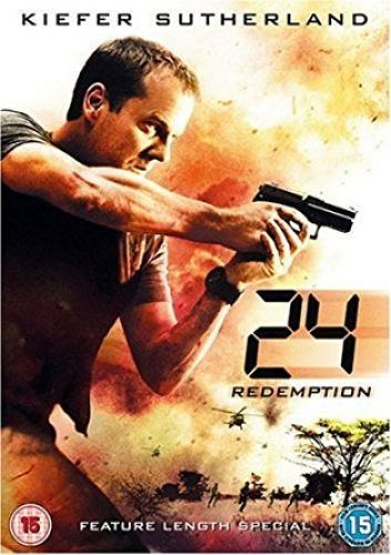 24 - Redemption [DVD 2008] NEW N SEALED