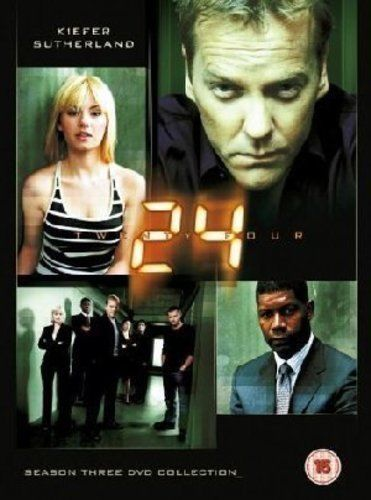 24: Season 3 DVD (2004)  USED