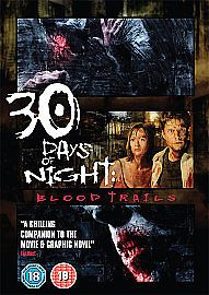 30 Days Of Night: Blood Trails [DVD 2008] NEW N SEALED