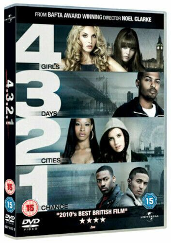 4.3.2.1 [DVD 2010] USED