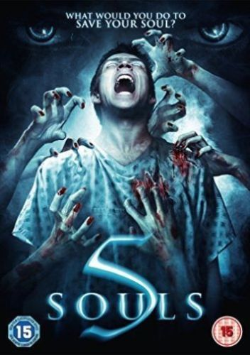 5 Souls (DVD 2013) USED