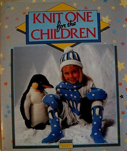 Knit One for the Children Hardcover  1986  (USED)