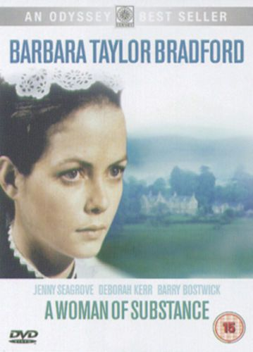 A Barbara Taylor Bradford's A Woman Of Substance (DVD, 2003) USED