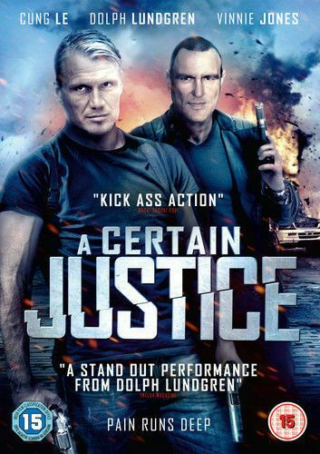 A Certain Justice 2013 (DVD 2014) NEW N SEALED