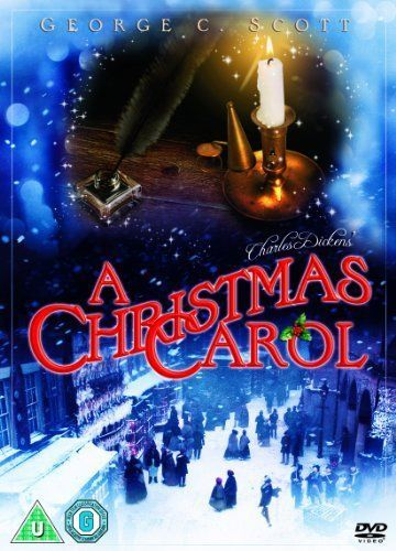 A Christmas Carol [DVD] [1984] NEW N SEALED