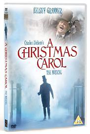 A Christmas Carol (DVD, 2005) NEW N SEALED