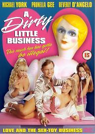 A Dirty Little Business (DVD, 2001) USED