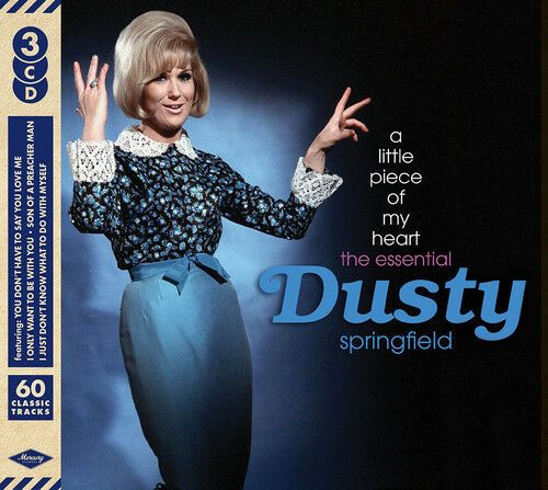 A Little Piece of My Heart The Essential Dusty Springfield (3 DISC DIGI-PACK 2016) NEW N SEALED