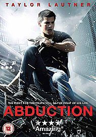 Abduction (DVD, 2012) USED
