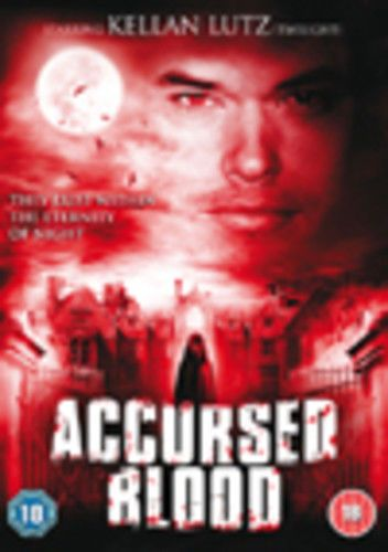 Accursed Blood DVD (2011) USED