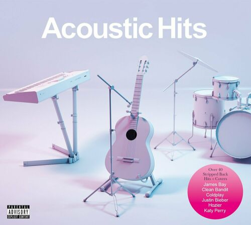 Acoustic Hits  (2 DISC DIGI- PACK 2017) NEW N SEALED