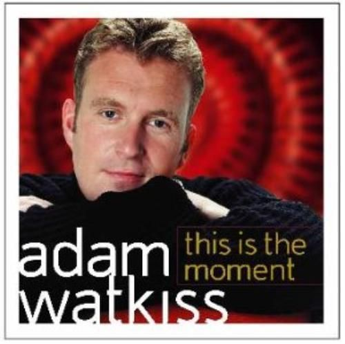 Adam Watkiss : This Is the Moment  CD 2001) USED