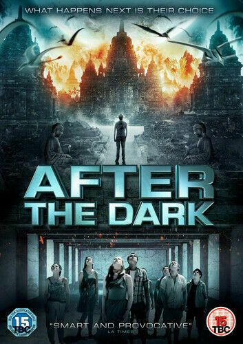 After The Dark [DVD 2013] NEW N SEALED