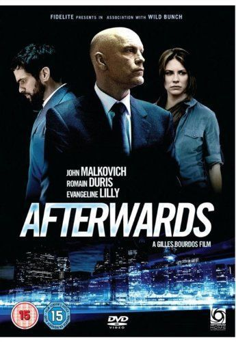 Afterwards DVD 2010 RENTAL COPY (USED)