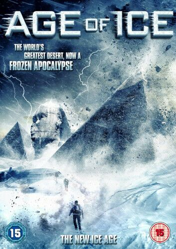 AGE OF ICE 2014(DVD 2018 ) NEW N SEALED