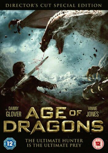 Age of the Dragons: Director's Cut 2011 [DVD 2012] USED