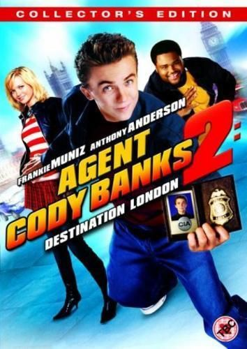 Agent Cody Banks 2: Destination London - DVD 2004 (NEW N SEALED