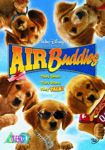 Air Buddies DVD (2008) Slade Pearce  (USED)
