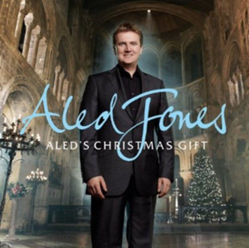 Aled Jones : Aled's Christmas Gift CD (2010) USED