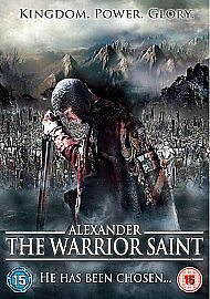 Alexander - The Warrior Saint  DVD (2012) Anton Pampushny (USED)