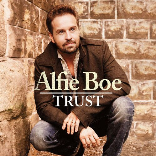 ALFIE BOE - TRUST ( CD 2013) USED