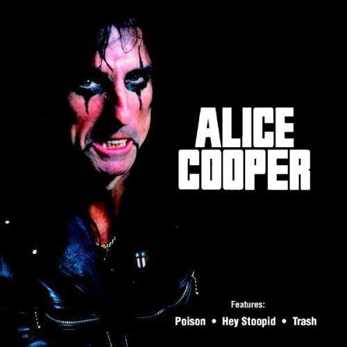 ALICE COOPER - SUPER HITS (CD 1999) USED