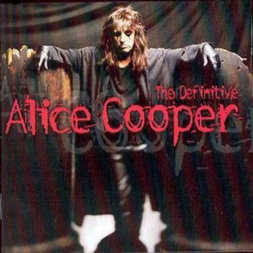 Alice Cooper : The Definitive Alice Cooper  ( CD 2001) USED