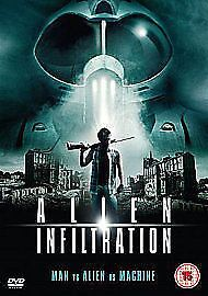 Alien Infiltration (DVD, 2012) USED