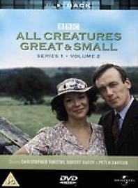 All Creatures Great And Small - Series 1 Vol.2 (DVD, 2003, 3-Disc Set) USED