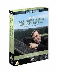 All Creatures Great And Small - Series 2 - Vol.2 (DVD, 2003) USED