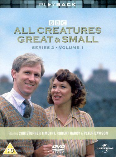 All Creatures Great & Small - Series 2 - Volume 1 [1978] [DVD2003] USED