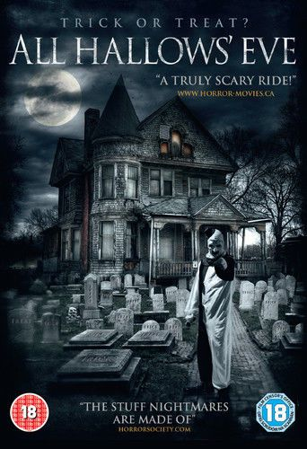 All Hallows' Eve DVD (2014) USED