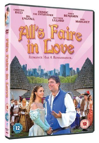 All's Faire in Love (DVD, 2012) NEW N SEALED