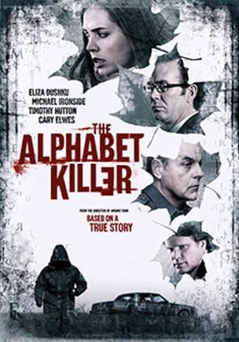 Alphabet Killer  DVD 2014 (NEW N SEALED)
