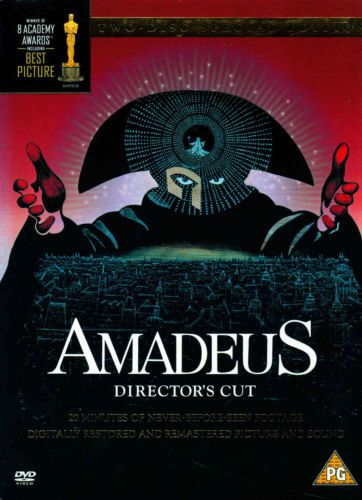 Amadeus (DVD, 2002)  TWO DISC SPECIAL EDITION (USED)