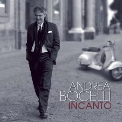 Andrea Bocelli : Incanto  (CD 2008) NEW N SEALED