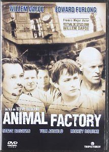Animal Factory (DVD, 2004) New Sealed - (THAI  IMPORT)