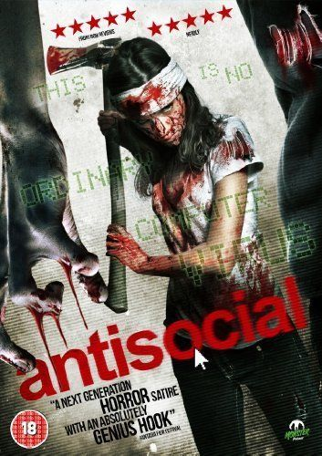 Antisocial [DVD 2014]  USED