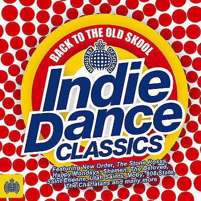 Back to the Old Skool: Indie Dance Classics CD (2013) NEW N SEALED