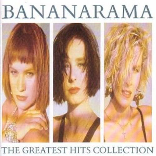Bananarama : Greatest Hits Collection (CD 1988) USED