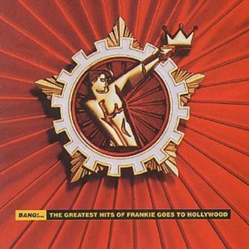 BANG - THE GREATEST HITS OF FRANKIE GOES TO HOLLYWOOD ( CD 1993) USED